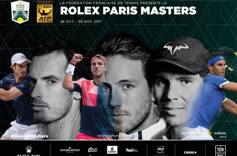 TENNIS MASTER PARIS BERCY 2018